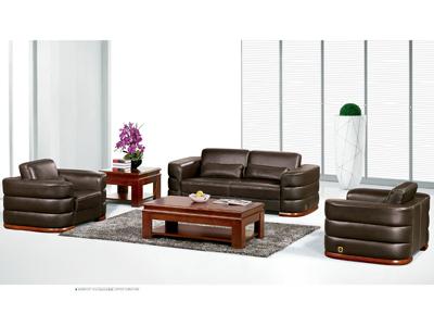 新思维 马头 沙发(可选牛皮/环保皮)可定制