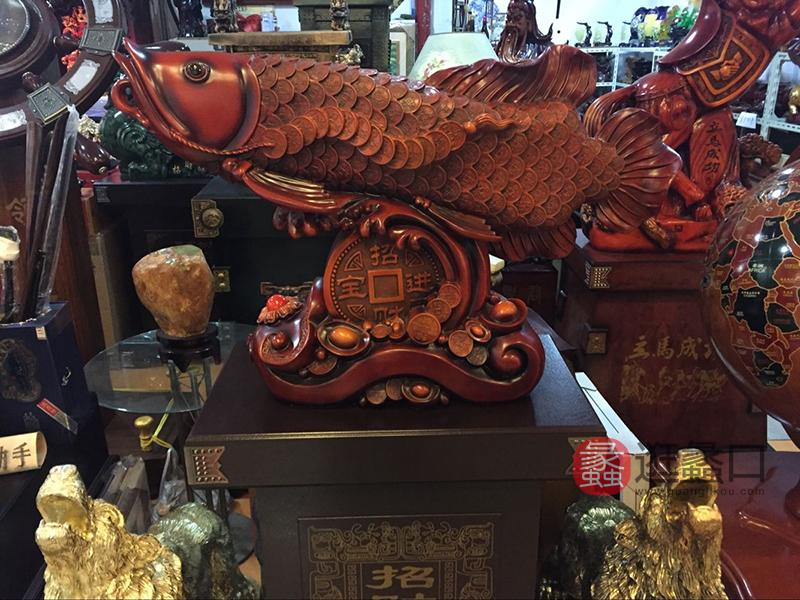 京江工艺饰品中式古典雕刻招?#24179;?#23453;工艺品