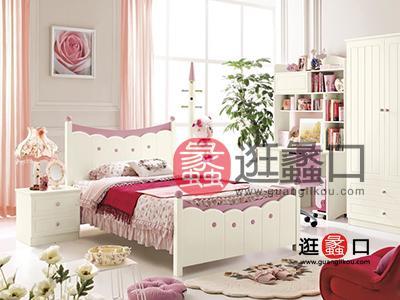 香丽榭家具儿童儿童房儿童床