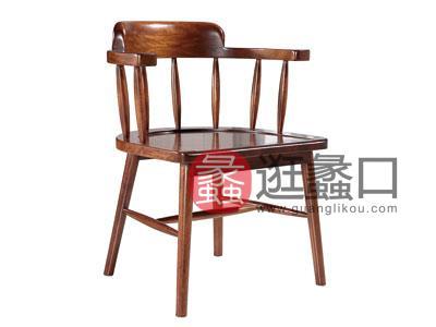 木杩家具简约现代阳台户外桌椅