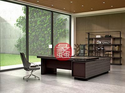 新思维办公家具 麦辰总裁 主管办公桌/现代时尚办公桌