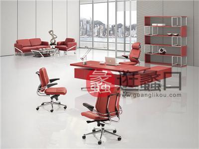 新思维办公家具 虹桥  现代时尚办公桌/老板桌椅/会客沙发组合