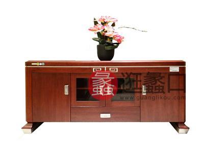 新思维办公家具 国景 时尚简约木质F-3Z东方雅韵系列茶水柜/置物柜