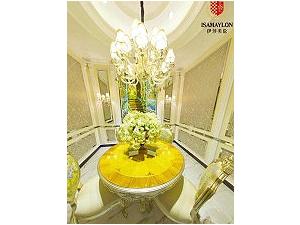 欧式新古典家具新古典餐厅餐桌椅