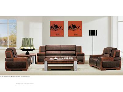 新思维 马头 沙发(可选牛皮/环保皮)