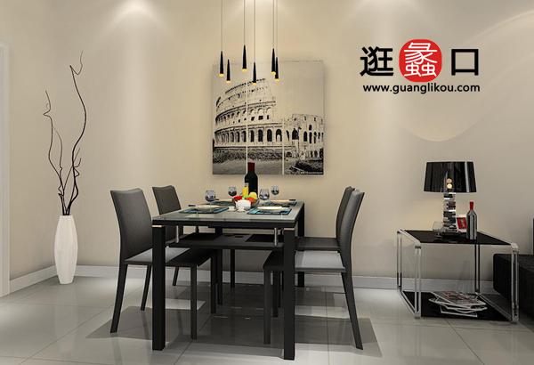 现代简约风格家具材质