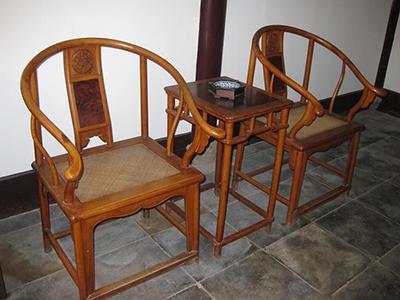黄杨木家具之椅子