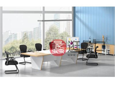 蠡口办公家具直销简约现代A2-5617办公会议桌