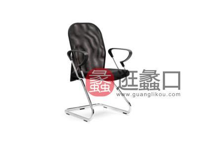 蠡口办公家具直销简约现代B315C办公网椅
