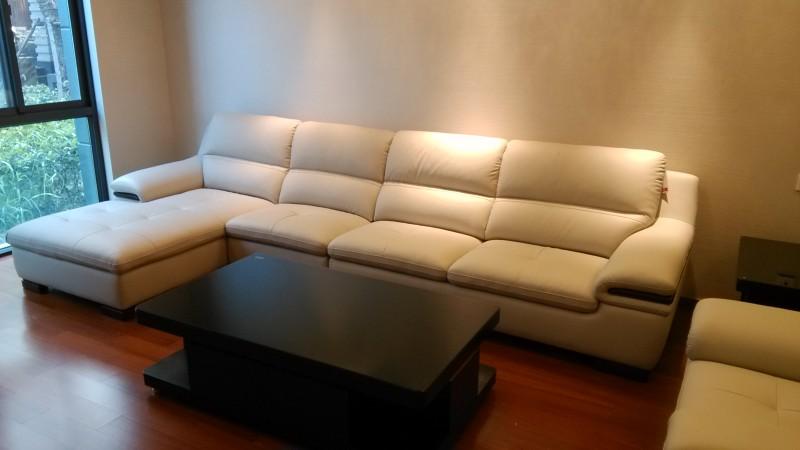 顾家家居简约现代客厅沙发
