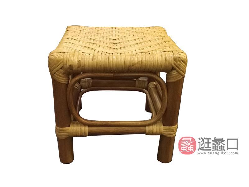翡翠藤器sbf胜博发 咔咔凳简约现代阳台户外桌椅     