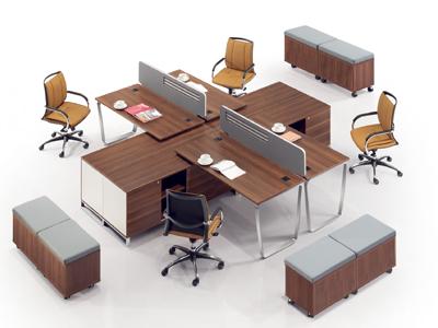 新思维 虹桥 多功能位组合办公桌