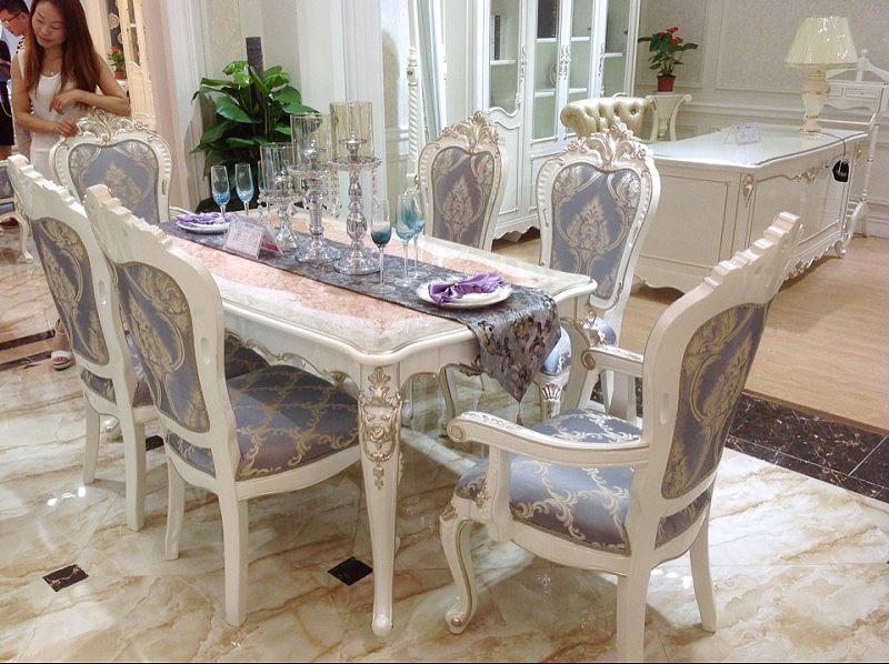 产品参数 编号: 分类:餐厅-餐桌椅 属性:实木 风格:欧式 材质:橡木图片