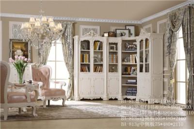 爱丽舍宫欧式法式宫廷系列时尚典雅813转角书柜