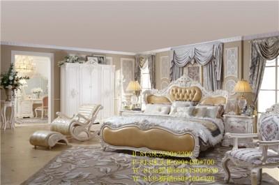 爱丽舍宫欧式法式宫廷系列时尚典雅813床+床头柜