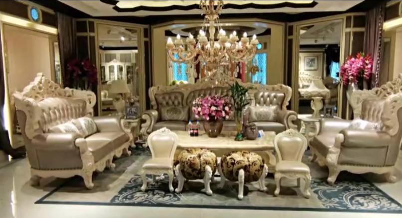 爵典家居·爱丽舍宫家具