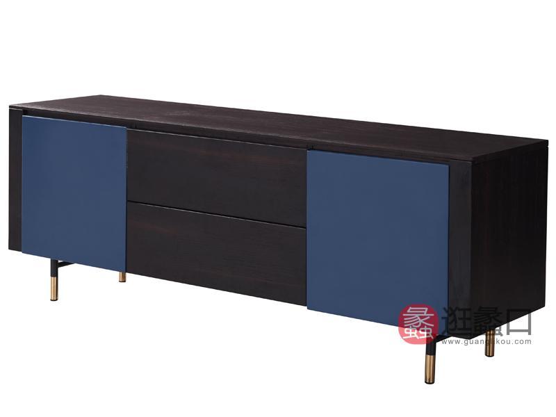 伊薇特家具意式极简客厅电视机柜YS-169电视柜