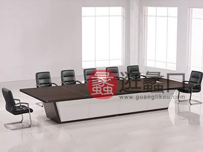 新思维办公家具 麦辰 时尚简约接待台/会客洽谈桌/领袖会议长桌