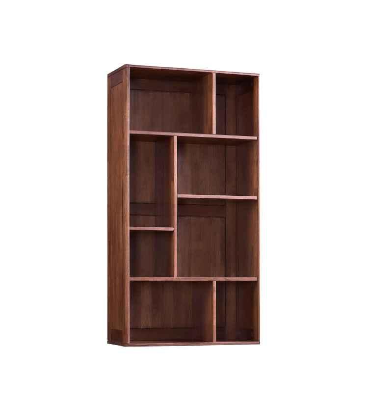 柏森优品LD+实木中式客厅装饰柜/储物柜h3705b