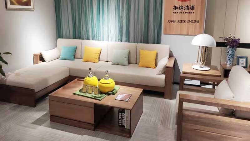 华兴尚品家具 现代家具 实木家具 环保家具