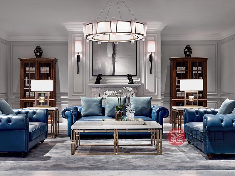 爵典·优胜美地家具 美式家具 美式家具品牌