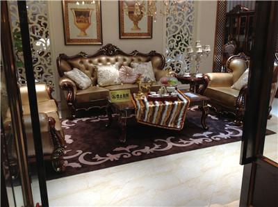 爵典家居三普欧式家具高贵典雅沙发103