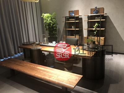 应氏家居-极简时尚系列意式现代极简餐厅餐桌椅
