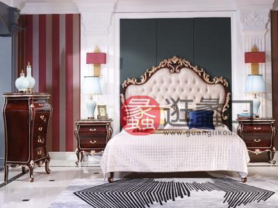 应氏家居-欧式新古典系列新古典卧室床