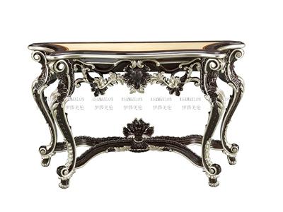 健辉家居·伊莎美伦家具欧式新古典家具欧式客厅榉木装饰柜MYZS-K18