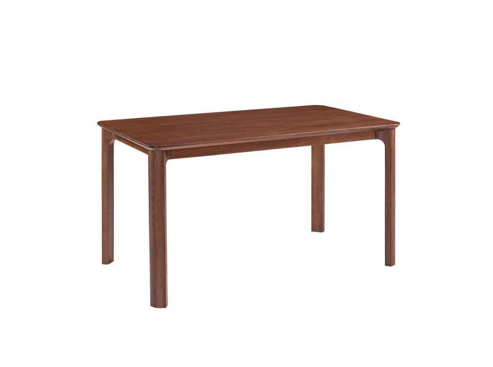 柏森优品LD+实木中式餐厅餐桌椅T3703