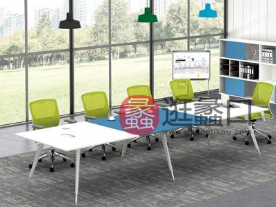 蠡口办公家具直销北欧板式A1-2613会议桌