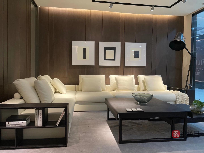 钦驰KS111意式极简客厅沙发舒适软体客厅皮沙发