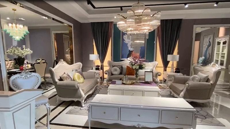 伊莎美伦新古典家具