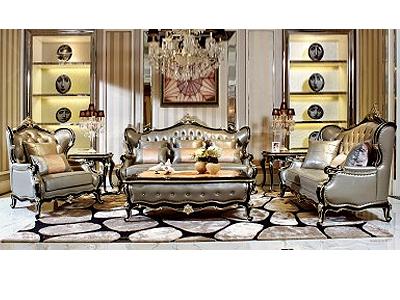 健辉家居·伊莎美伦家具欧式新古典家具新古典客厅沙发